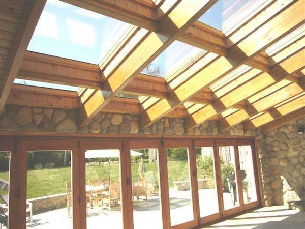 Build a Sunroom Yourself with a Kit